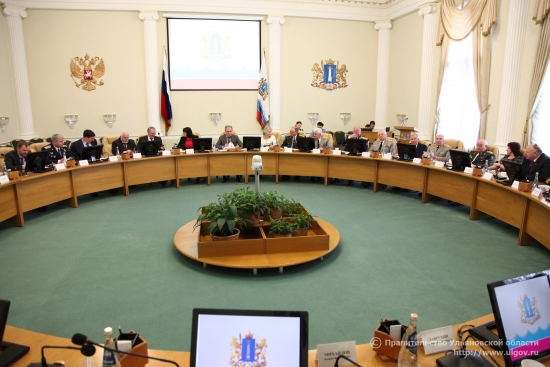 Материальная помощь жителям Ульяновской области